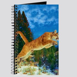 Leaping Mountain Lion Journal