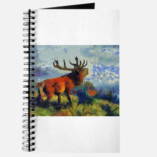 surreal-elk-t-shirt Journal