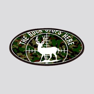 Buck Stops Here Patch