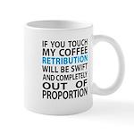 Funny Coffee Quote - Mug Mugs
