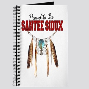 Proud to be Santee Sioux Journal