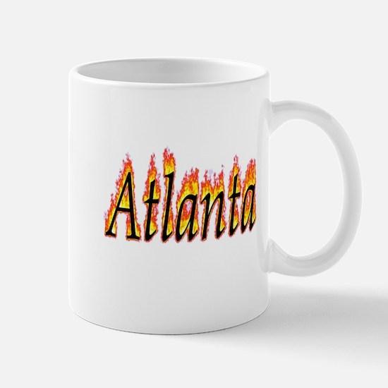 Atlanta Flame Mugs