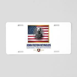 Reynolds (C2) Aluminum License Plate