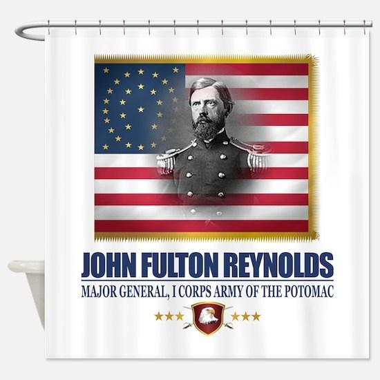 Reynolds (C2) Shower Curtain