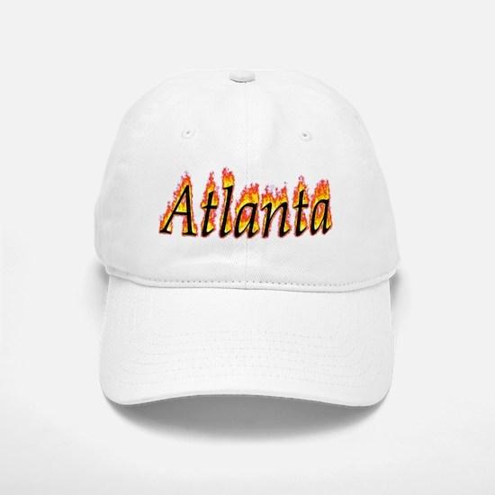 Atlanta Flame Baseball Baseball Baseball Cap