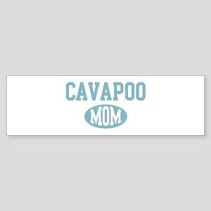 Cavapoo mom Bumper Sticker