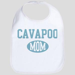 Cavapoo mom Bib