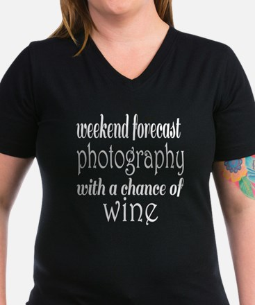 Photography and Wine Shirt