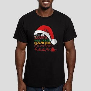 Dear Santa Will Trade Gampa For Presents T-Shirt