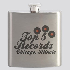 Top 5 Records b Flask
