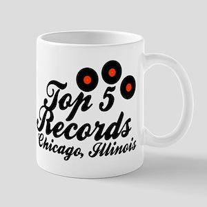 Top 5 Records b Mugs