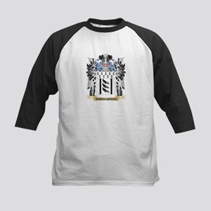 Snodgrass Coat of Arms - Family Cr Baseball Jersey
