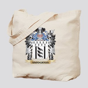 Snodgrass Coat of Arms - Family Crest Tote Bag