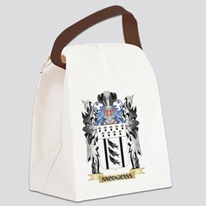 Snodgrass Coat of Arms - Family C Canvas Lunch Bag