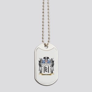 Snodgrass Coat of Arms - Family Crest Dog Tags