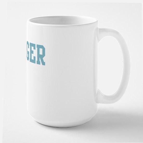 Leonberger mom Large Mug