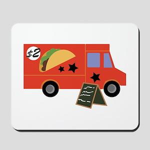Taco Truck Mousepad