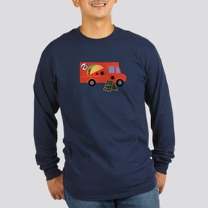 Taco Truck Long Sleeve T-Shirt