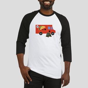 Taco Truck Baseball Jersey