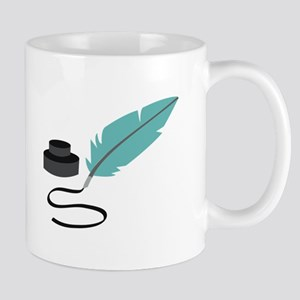 Quill Pen Mugs
