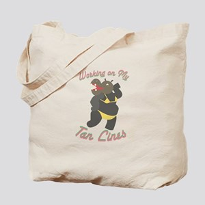 My Tan Lines Tote Bag