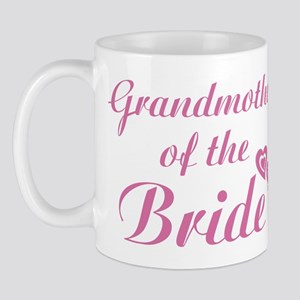 Grandmother of the Bride Mug