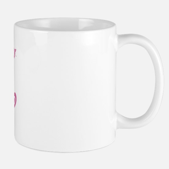 Grandmother of the Bride Mug