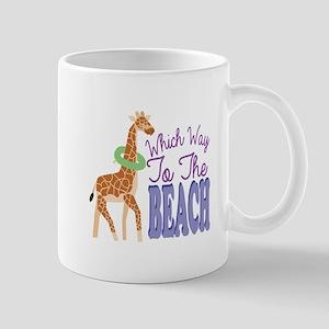 To The Beach Mugs