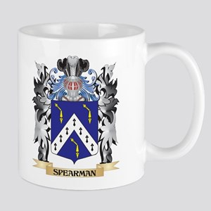 Spearman Coat of Arms - Family Crest Mugs