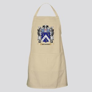 Spearman Coat of Arms - Family Crest Apron