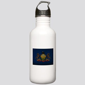 Pennsylvania State Fla Stainless Water Bottle 1.0L