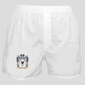 Spitaleri Coat of Arms - Family Crest Boxer Shorts
