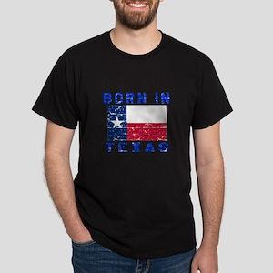Born in Texas Dark T-Shirt