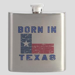 Born in Texas Flask