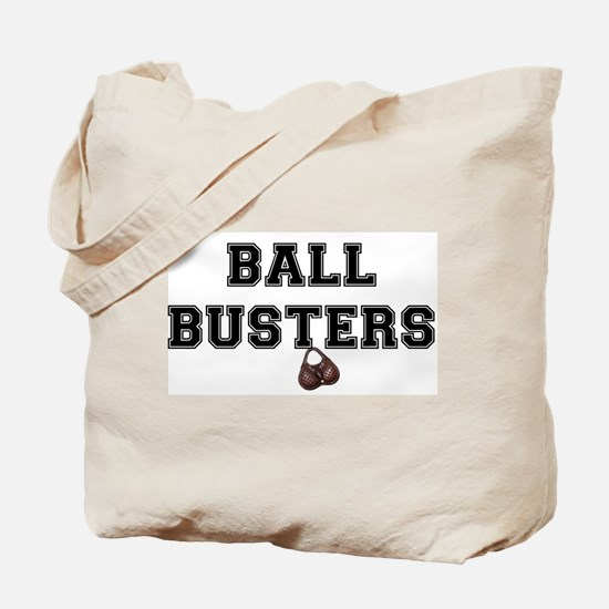 BALL BUSTERS - Tote Bag