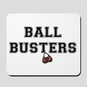BALL BUSTERS - Mousepad