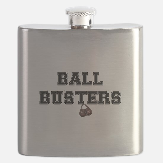 BALL BUSTERS - Flask