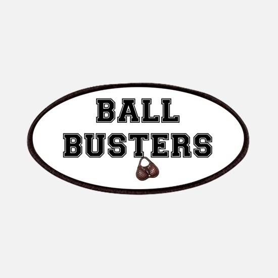 BALL BUSTERS - Patch