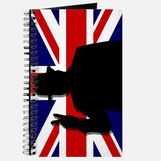 Winston Churchill Victory Journal