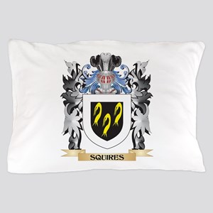 Squires Coat of Arms - Family Crest Pillow Case