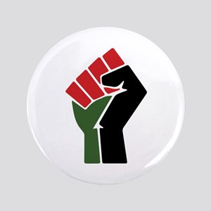 Black Red Green Fist Button