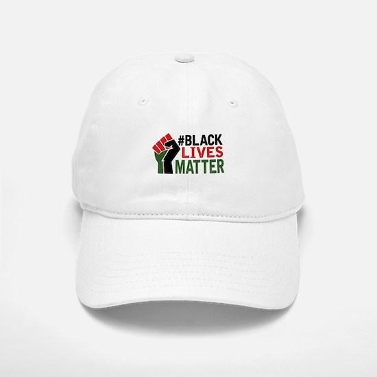 #Black Lives Matter Baseball Baseball Baseball Cap