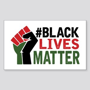 #Black Lives Matter Sticker