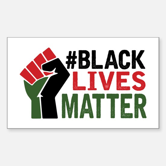 #Black Lives Matter Decal