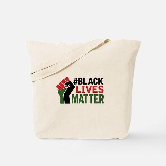 #Black Lives Matter Tote Bag