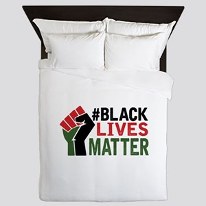 #Black Lives Matter Queen Duvet