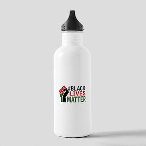 #Black Lives Matter Water Bottle