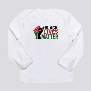#Black Lives Matter Long Sleeve T-Shirt