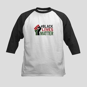 #Black Lives Matter Baseball Jersey