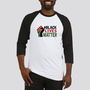 #Black Lives Matter Baseball Jersey